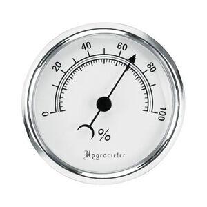 Lockdown Vault Hygrometer Steel 222111