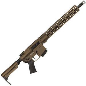 "CMMG Resolute 300 MkW-15 6.5 Grendel AR-15 Semi Auto Rifle 16"" Barrel 10 Rounds RML15 M-LOK Handguard RipStock Collapsible Stock Midnight Bronze Finish"