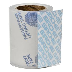 """Sirchie Transparent Lifting Tape 2"""" Wide 360"""" Long Roll Transparent 144L2"""