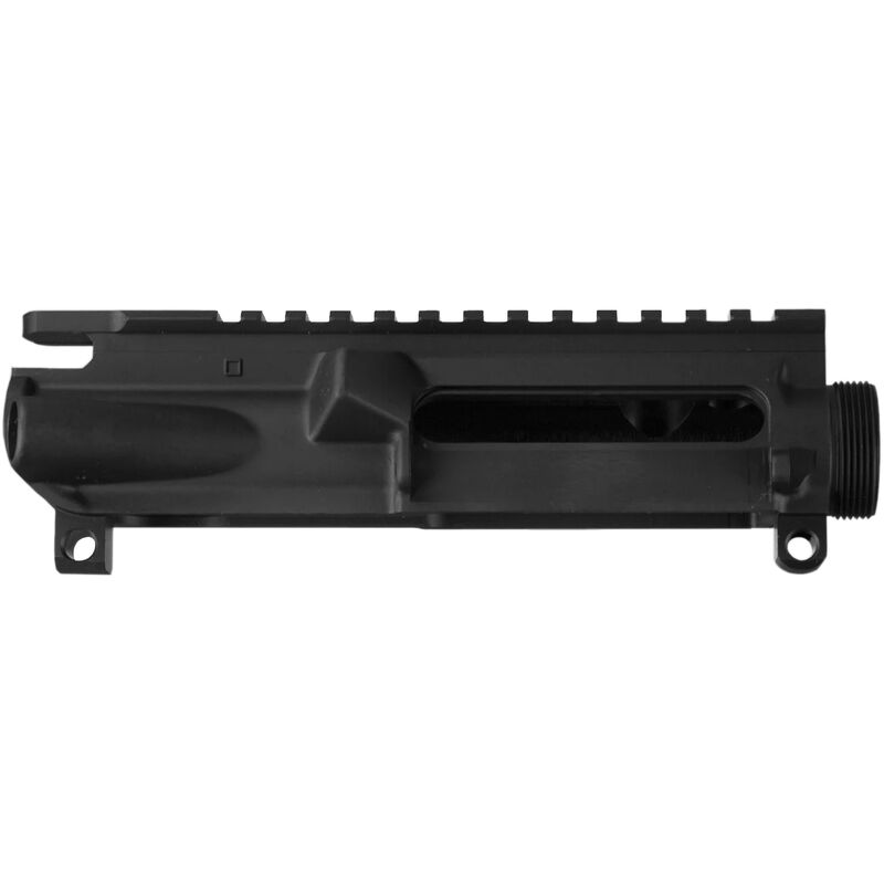 Anderson Manufacturing AR-15 Stripped Upper Receiver .223/5.56 Mil-Spec M4 Feed Ramps Aluminum Black