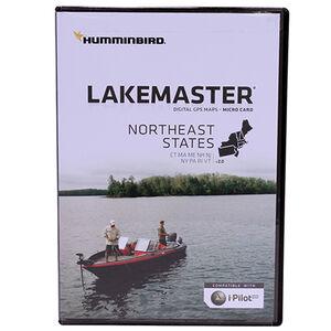 Humminbird Lakemaster Micro SD w/Adapter Northeast States 2017
