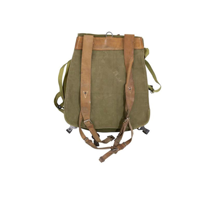 Original  Romanian  Armed Forces OD Rucksack Used in Good Condition