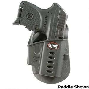 Fobus Belt Holster Kel-Tec P-32/Ruger LCP With Crimson Trace Laser Right Hand Polymer Black KT2GCTBH