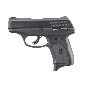 Ruger EC9s 9mm Semi Auto Pistol 7 Rounds Polymer Frame Striker Fired