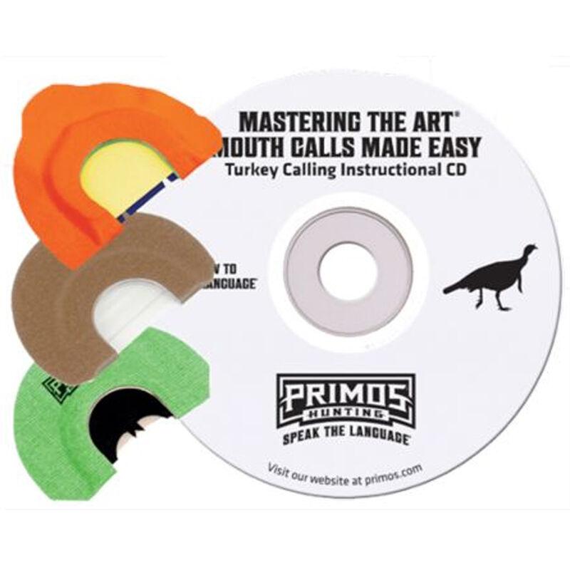 Primos Mastering The Art Turkey Mouth Call Pak