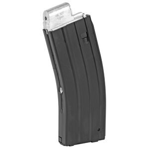 Crosman DPMS SBR Air Rifle Magazine .177 Caliber 25 Round Capacity Matte Black Finish