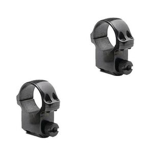 Ruger Scope Ring High 5B/6B 30mm Set for M77 Rifles Blue Finish 90407