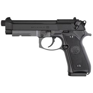 "Beretta 92FSR_22 Semi Auto Pistol 22LR 5.3"" Barrel 15 Rounds Polymer Frame Sniper Gray and Black"