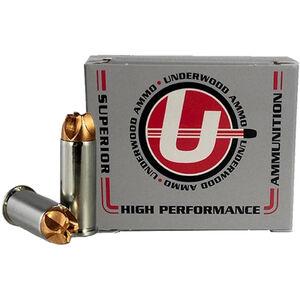 Underwood Ammo .44 SPL Ammunition 20 Round Box 125 Grain Solid Copper 1250 fps