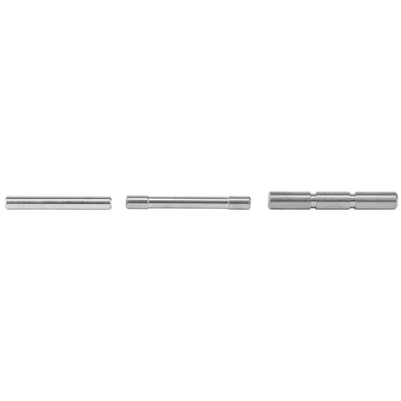 Rival Arms Frame Pin Kit Fits GLOCK Gen 3 Models Stainless Steel Construction Natural Finish