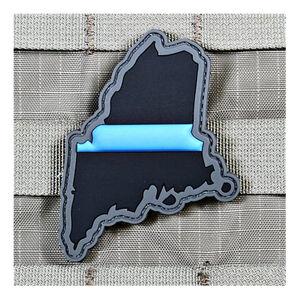 Violent Little Machine Shop Thin Blue Line State Maine