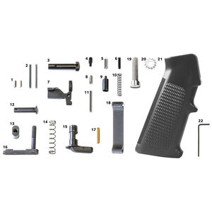 Geissele Automatics Standard AR-15 Lower Parts Kit  05-987