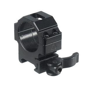 UTG 30mm/2PCs Low Pro LE Grade Picatinny QD Rings: 22mm Wide