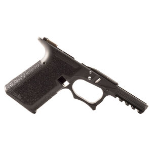 Polymer 80 PFC9 Serialized Compact Stripped Frame GLOCK 19/23/32 Gen3 Compatible Reinforced Polymer Matte Black