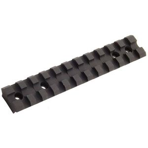 Leapers UTG Ruger 10/22 Low Profile Rail Mount Aluminum Black MNT-22TOWL