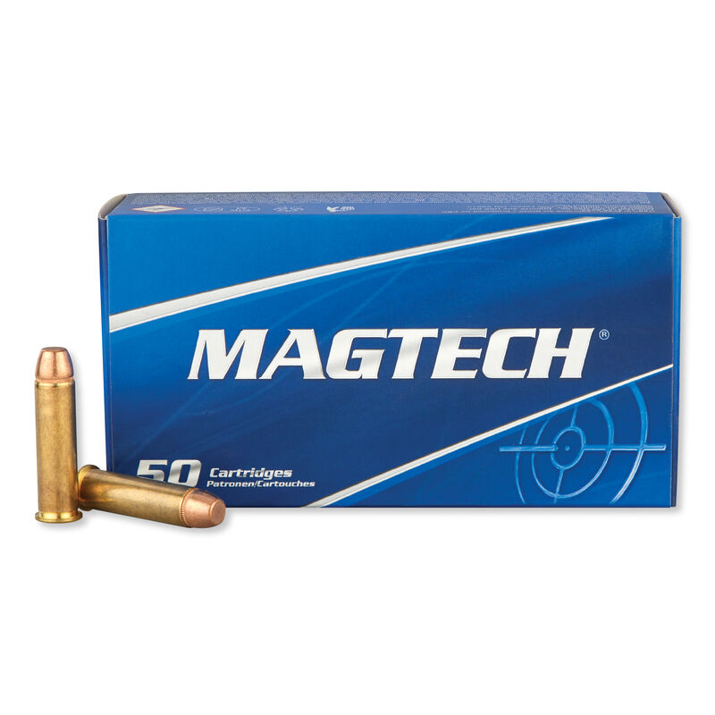Magtech .357 Magnum Ammunition 1000 Rounds FMJFP 158 Grains 357D