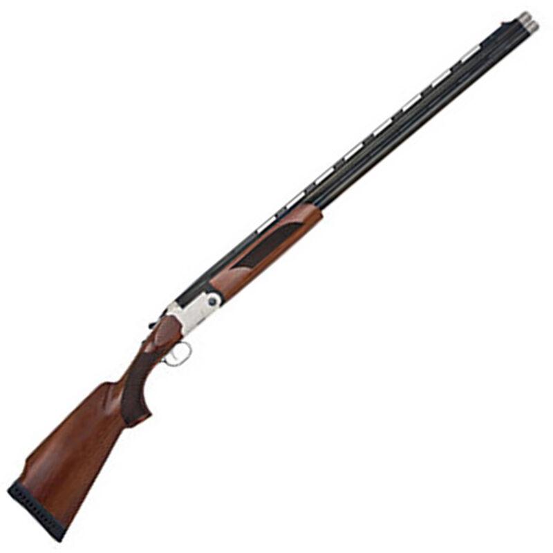 "Mossberg Silver Reserve II Sporting Over/Under Shotgun 12 Gauge 32"" Barrel 3"" Chamber 2 Rounds Black Walnut Stock Blued Finish"