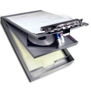 Saunders Cruiser-Mate™ Storage Clipboard Legal Size