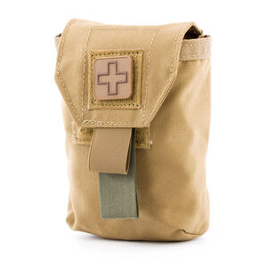 Eleven 10 PTAKS Med Pouch MOLLE Coyote