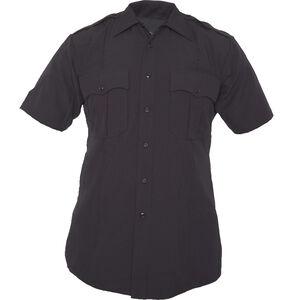 Elbeco Men's TexTrop2 Zippered Short Sleeve Shirt