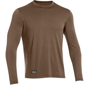 ca0456d7 Under Armour Performance Men's Tactical UA Tech Long Sleeve T-Shirt  Polyester Large Black 1248196001LG