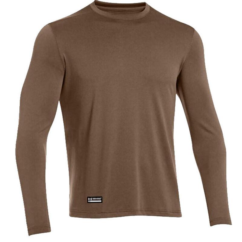 Under Armour Performance Men's Tactical UA Tech Long Sleeve T-Shirt Polyester Large Black 1248196001LG