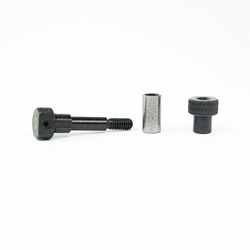 Cross Armory .308 PIN PAL Front Take Down Pin Brass and Steel Black Melonite