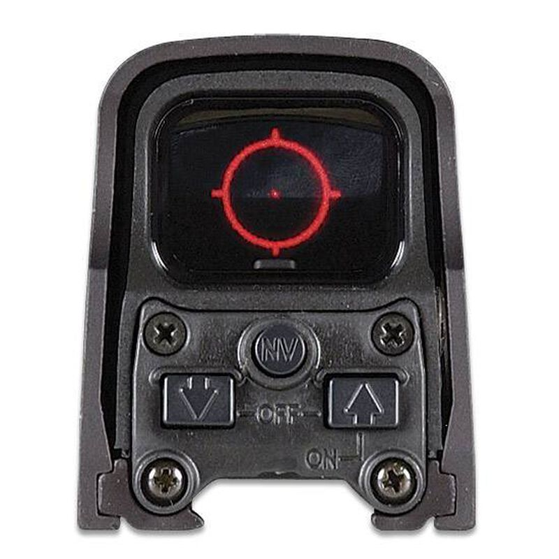 EOTech 512.A65 Holographic Red Dot Sight Picatinny Mount Black