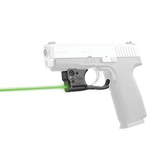 Viridian Reactor 5 Gen 2 Green Laser Sight Kahr Arms PM45 and CW45 with ECR Holster Black