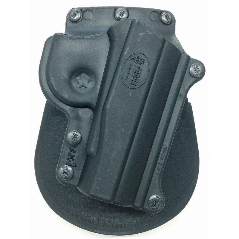 Fobus Holster Makarov .380/9x18 Right Hand Paddle Attachment Polymer Black
