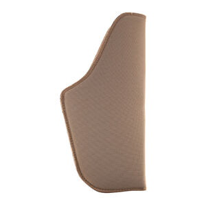 BLACKHAWK! TecGrip IWB Holster for Small Semi Auto Pistols, Ambidextrous, Coyote Tan Size 04
