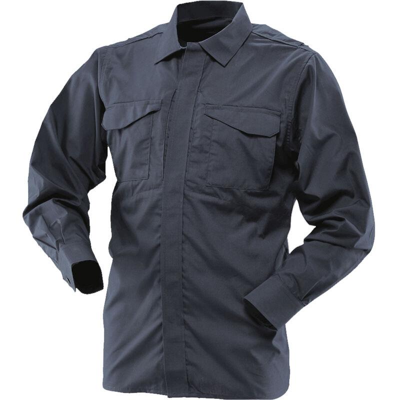 Tru-Spec 24-7 Series Ultralight LS Uniform Shirt Medium Navy