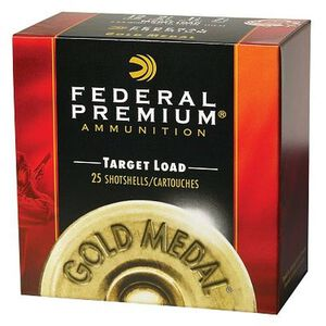 "Federal Gold Metal 28 ga 2-3/4"" #9 Shot 3/4oz 250 Rounds"