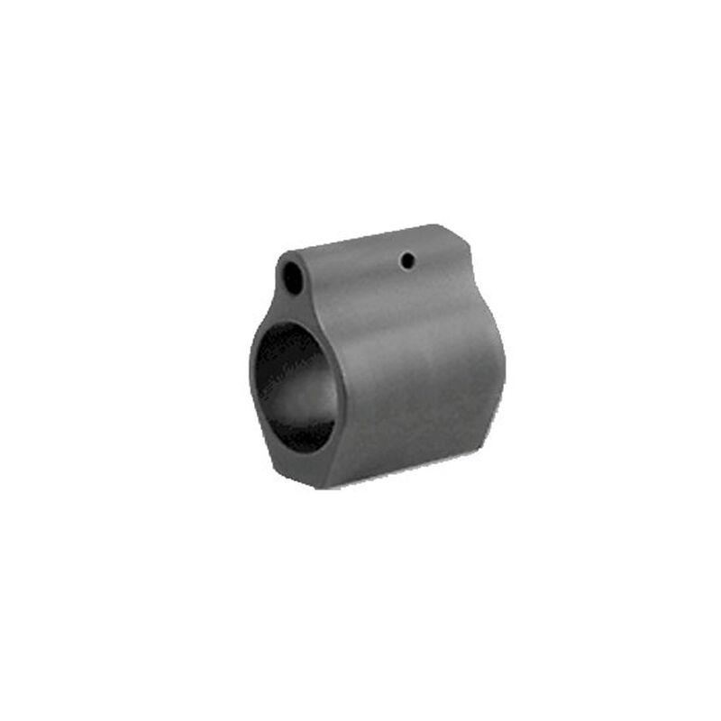 RRA Low-Profile AR-15 Gas Block, .750 Diameter, Steel, Matte Black