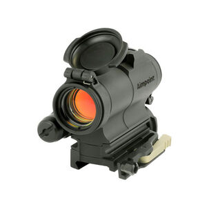 Aimpoint CompM5S Red Dot Sight 2 MOA Dot 39mm Spacer With LRP Mount Matte Black 200500