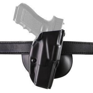 Safariland Model 6378 GLOCK 19, 23, 32 ALS Paddle Holster Left Hand Laminate STX Tactical  Black 6378-283-132