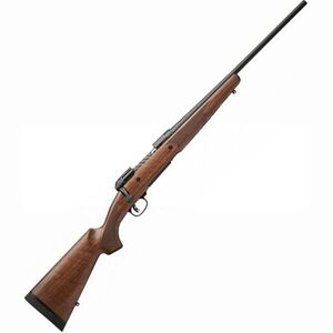"Savage Model 11 Lightweight Hunter Bolt Action Rifle .243 Winchester 20"" Barrel 4 Rounds American Walnut Stock Matte Black Barrel"