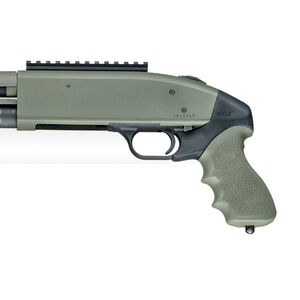 Hogue Tamer Mossberg 500 Pistol Grip OverMolded OD Green 05114