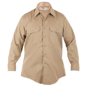 Elbeco Men's LA County Sheriff Poly/Cotton Long Sleeve Shirt