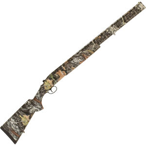 "TriStar Hunter Mag II 12 Ga Over/Under Shotgun 26"" Barrels 3.5"" Chamber 5 Choke Tubes Mossy Oak Break Up Country Camo Finish"