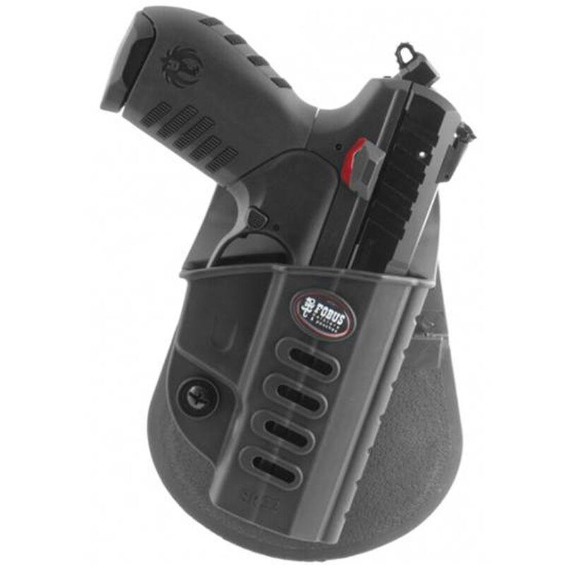Fobus Evolution Paddle Holster Ruger SR22 Right Hand Polymer Black SR22