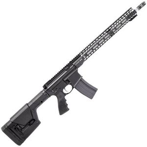 "Stag Arms STAG-15 Valkyrie Semi Auto Rifle .224 Valkyrie 18"" Stainless Steel Heavy Barrel 25 Rounds Stag-15 M-LOK SL Freefloat Handguard Magpul Fixed Rifle Stock Black"