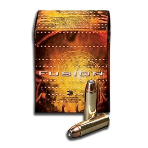 Federal Fusion .44 Magnum Ammunition 20 Rounds Fusion SP 240 Grains F44FS1