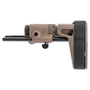 Maxim Defense CQB Pistol PDW Brace QD Sling Mounts for AR-15 Pistols Flat Dark Earth