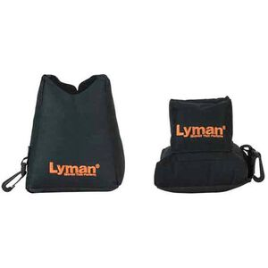Lyman Crosshair Front And Rear Shooting Bags 7837805