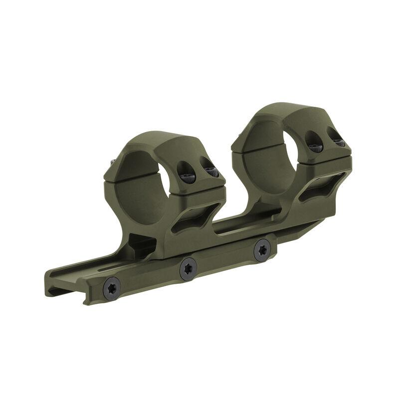 UTG ACCU-SYNC 30mm Medium Profile 34mm Offset Pic. Rings, ODG