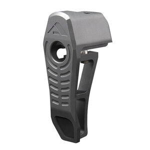 Aimsports AR15 Fixed Micro Battle Stock Aluminum Black