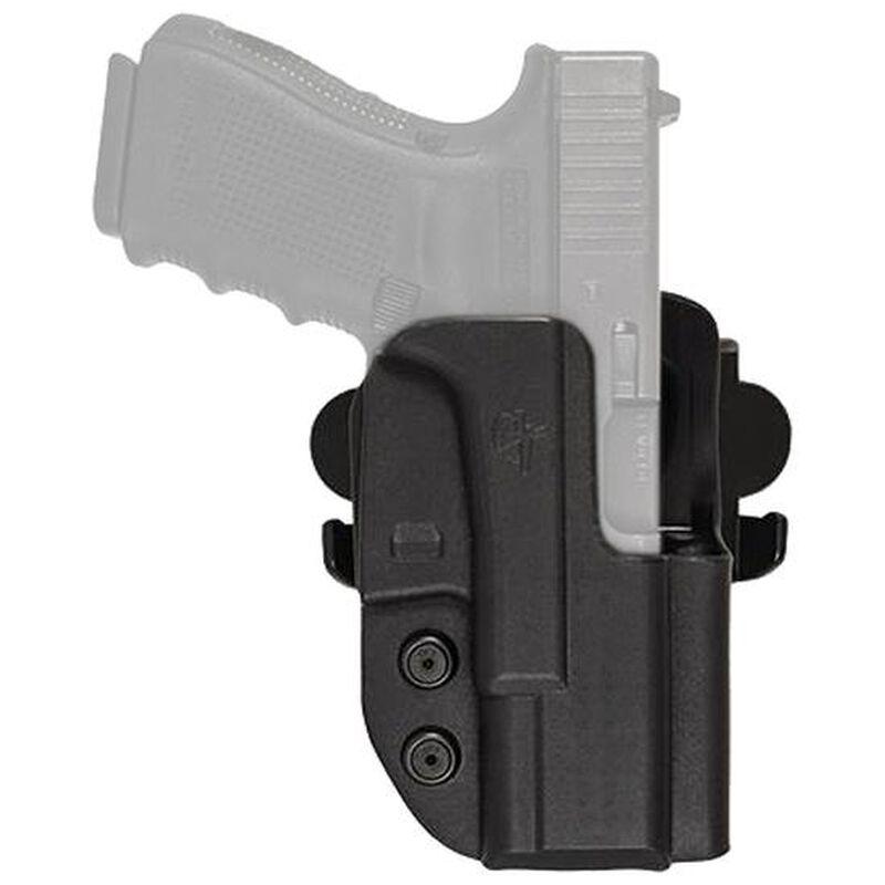 Comp-Tac International Holster GLOCK 19/23/32 OWB Right Handed Kydex Black