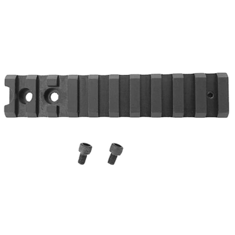 TPS Arms Scope Mount Side Mount Picatinny Rail for M6 Takedown Matte Black Finish