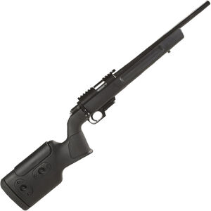 "Rock Island Armory M22 TCM Tactical .22 TCM Bolt Action Rifle 20"" Barrel 5 Rounds Picatinny Top Rail Adjustable Synthetic Stock Black"